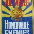 Honorable Enemies by Joe Weber (1997, Audio Cassette)