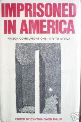 Imprisoned in America; Prison Communications (HB G) *