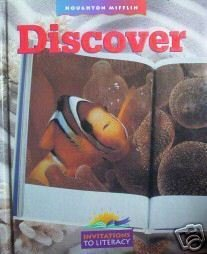 Discover Invitations to Literacy by Cooper (HB 1997 G)*
