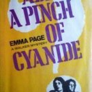 Add a Pinch of Cyanide Emma Page (HB 1973 G/G) *