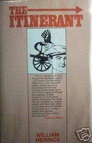 The Itinerant by William Herrick (HB 1984 G/G)