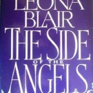 The Side of the Angels by Leona Blair (HB 1992 G/G)