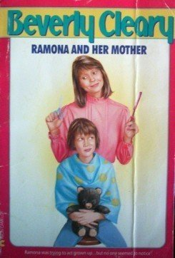Ramona and Her Mother by Beverly Cleary (SC 1990 G)