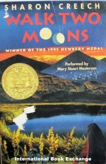 Walk Two Moons by Sharon Creech (1998, Audio Cassette)