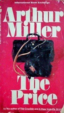 The Price by Arthur Miller (Mass Market PB 1969 G)