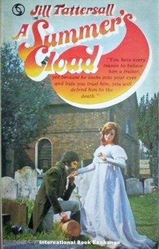 A Summer's Cloud Jill Tattersall (Mass Market PB 1964)