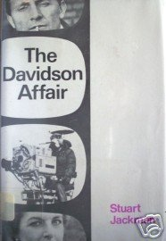 The Davidson Affair Stuart Jackman (HB 1966 G/G)