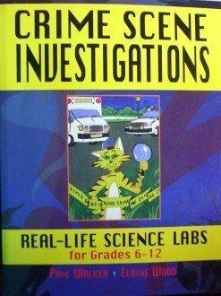 Crime Scene Investigations Pam Walker ( SC 1998 New )