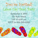 Flip Flop Party Invitation