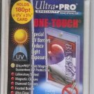 10 ULTRA PRO One Touch Magnetic Thick Holders 180pt UV Gold Magnet