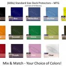 (400) DECK PROTECTOR CARD SLEEVES *8 Packs* Mix/Match Pro MTG BCW Ultra Strong