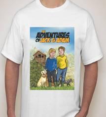 Jack & Adam T-Shirt - LARGE SIZE