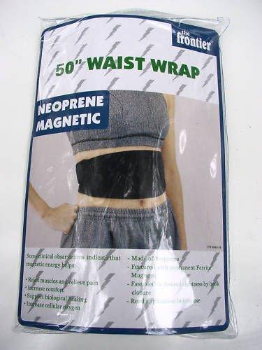 MAGNETIC BIO THERAPY WAIST NEOPRENE WRAP