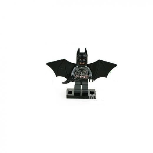 Batman with Wings Minifigure Super Hero Building Block Toy 1pc FAST USA SHIPPER
