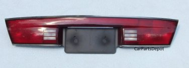 1997-2001 Buick Century Center Tail Light Lamp Reverse Trunk Rear Used OEM