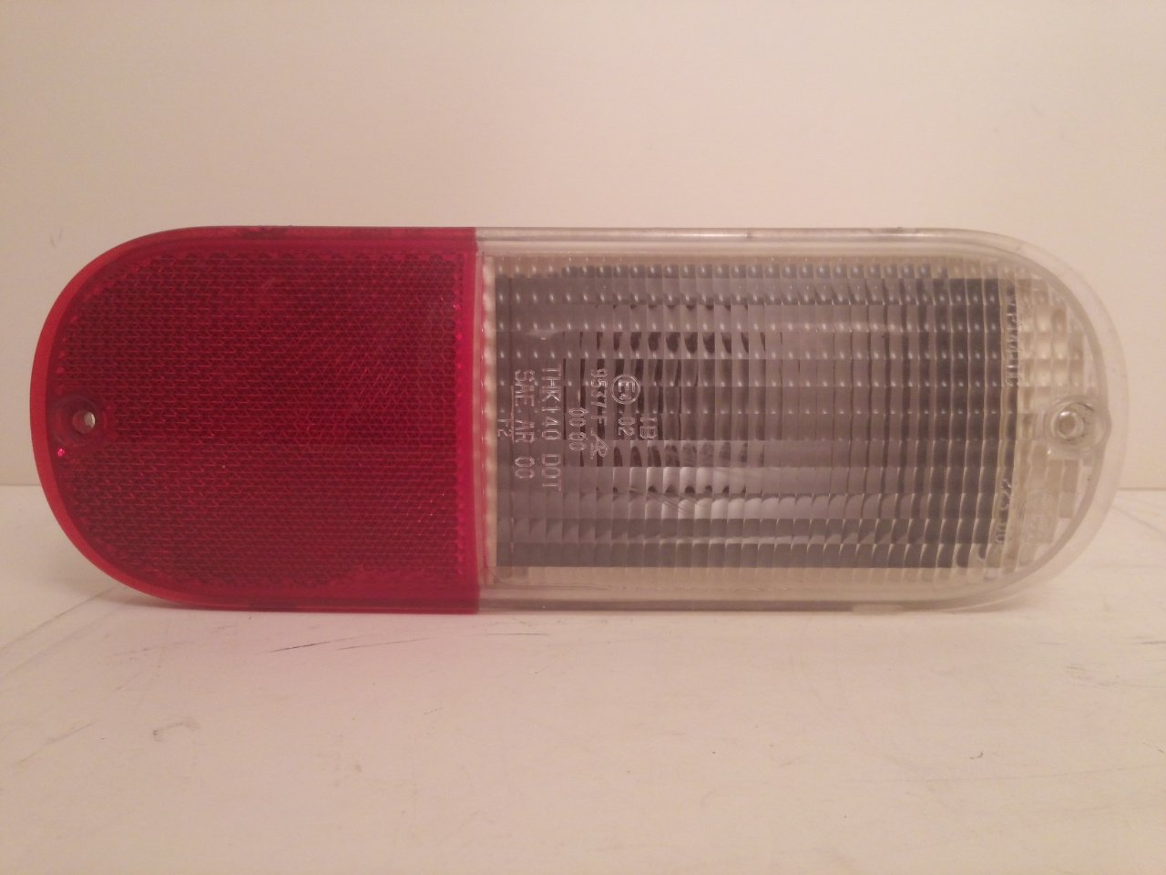 2001-2005 Chrysler PT Cruiser Rear Bumper Reverse Light Back Up Left or RH OEM