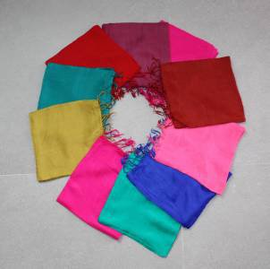 Cambodia 100% Silk Ladies Scarf   Scarves