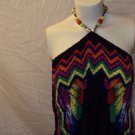 WOMENS INDIAN DESIGN SUMMER BEACH PARTY MAXI DRESS SIZE 1X 3X