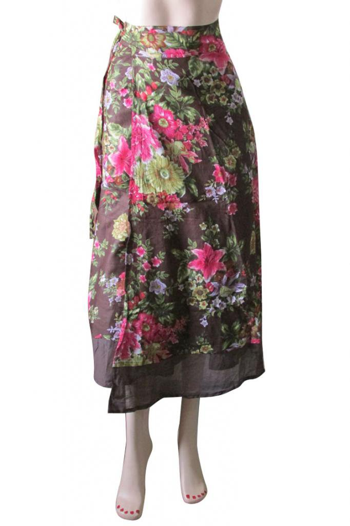 Woman skirts Indian Summer Wear Wrap Round Skirt Beach Casual Party Wear Boho