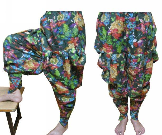 Boho Pant, Aladdin,Indian Harem Pants, Jump Suit, Genie, Trouiser, Baggy, Gypsy,