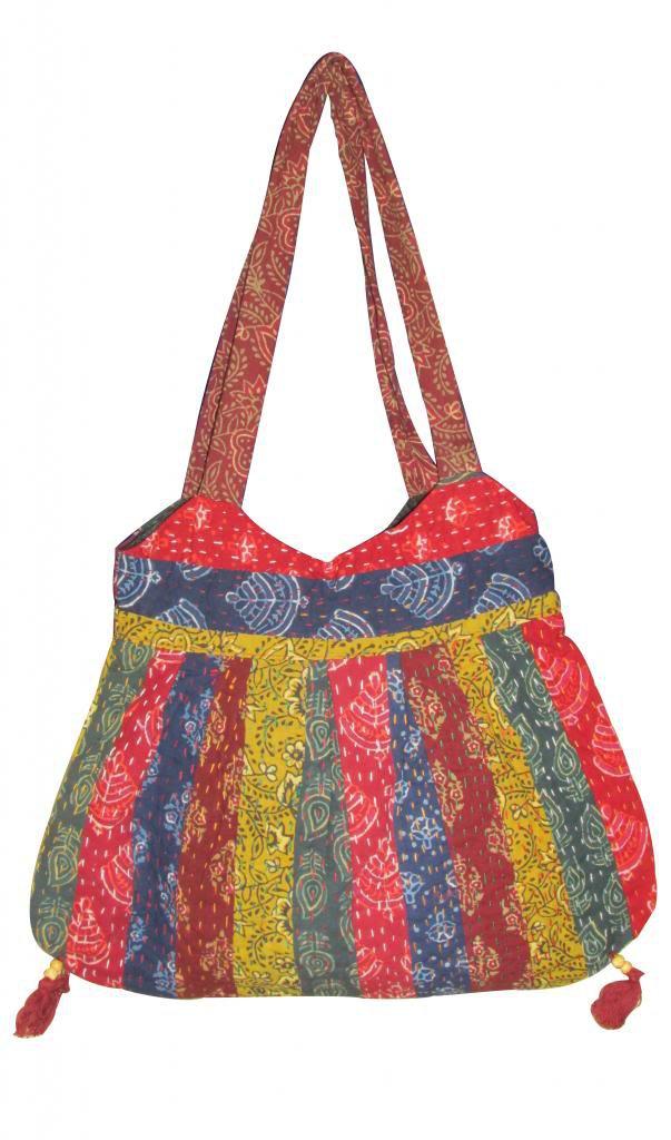 Beautiful Tribal Handmade Sling Shoulder Bag, Hippie, Boho, Gypsy Beach, Ethenic