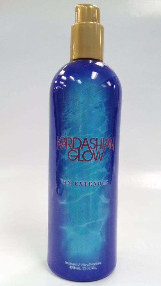 Kardashian Glow Tan Extending Moisturizer w/ Aloe Tanning Lotion w/ Tan Extender