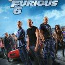 Fast & Furious # 6