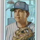 Alex Rodriguez - 2007 Bowman Heritage - Rainbow Foil # 190b Nr. Mint (Item # EC-11)