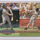 Juan Gonzalez/Barry Bonds - 1994 Collector's Choice - Silver Signature # 313 Nr. Mint (Item # EC-19)