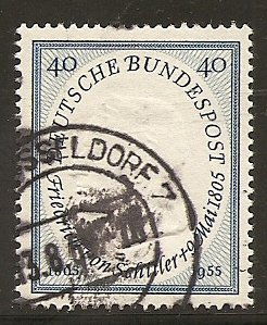 Germany - Scott # 727 Used (Item # EC-40)