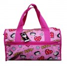 Betty Boops Pink Duffel Bag - 19""