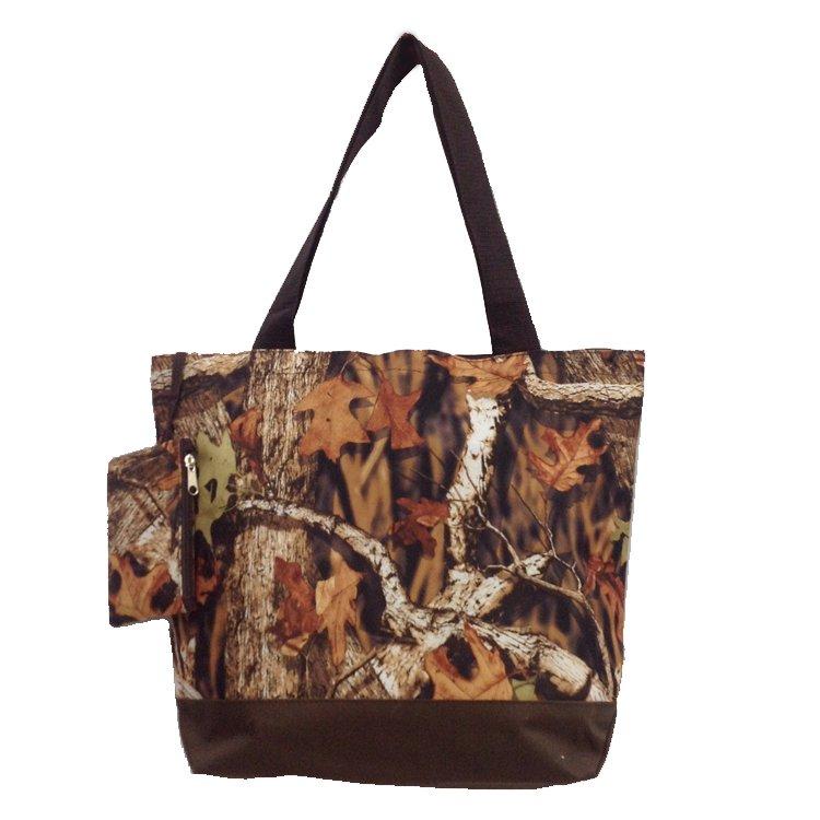 "Camouflage Shopping Bag - 17"""