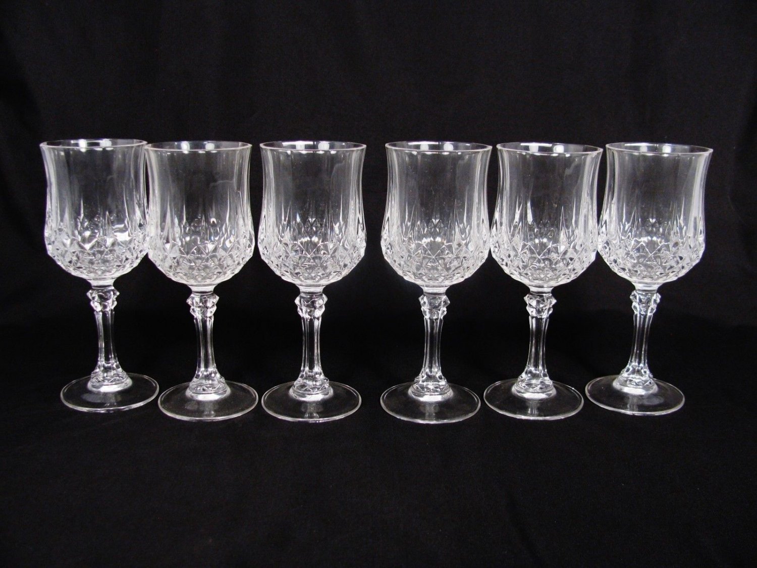 Crystal D Arc Glasses