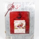 CANDAMAR Something Special Christmas Advent Calendar Counted Cross Stitch NEW Fast Free Ship