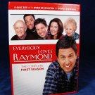EVERYBODY LOVES RAYMOND 5-Disc Set  The Complete 1st Season DVD Movie Ray Romano