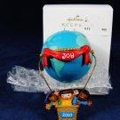 2010 HALLMARK KEEPSAKE A World of JOY UNICEF Christmas Ornament Original Box