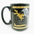 BOEING Defense Space Group 1992 Mug Cup Philie Wichita Seattle Kent Hunstville