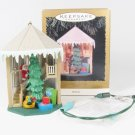 HALLMARK 1996 Keepsake Ornament Treasured Memories Light Magic w/ Paper & Box  Fast Free Ship