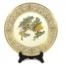 Vintage 1971 Lenox Goldfinch Round Collector Plate Boehm Birds Limited Edition 00430