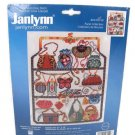 Janlynn Purse Collection Counted Cross Stitch Kit by Barbara Hillman 0230140