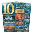 Sure Lox 10 Deluxe Jigsaw Puzzles 1000 Pieces 750 Pieces 500 Pieces