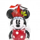 Disney Minnie Mouse Mug Cup with Double Chocolate Cocoa Mix Holiday Gift Set
