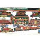 Northpole Express Toy Shop Animated Christmas Train Set Battery Operated 5306