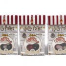 3 Pack Harry Potter Bertie Botts Beans Party Candy Every Flavor Beans Stocking Stuffers 1.6 Oz