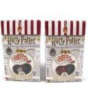 2 Pack Jelly Belly Harry Potter Bertie Botts Weird & Wild Flavors 1.6/1.2 Oz