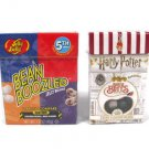 2 Pack Jelly Belly Bean Boozled Harry Potter Bertie Botts Weird & Wild Flavors 1.6/1.2 Oz