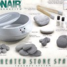 CONAIR Body Benefits Heated Stone Spa Therapy System Model HR 10