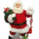Department 56 Possible Dreams Clothique Nice Not Naughty Santa Figurine