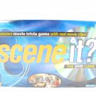 Mattel DVD Game Movie Trivia Real Movie Clips Scene It