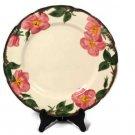 "Franciscan Desert Rose Dinner Plate Hand Decorated 10.5"""